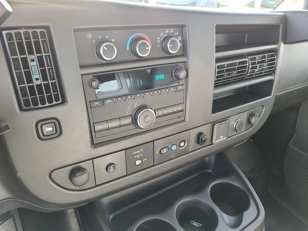2021 Chevrolet Express 3500 4x2, Knapheide KUV Service Utility Van #ZT10240 - photo 11