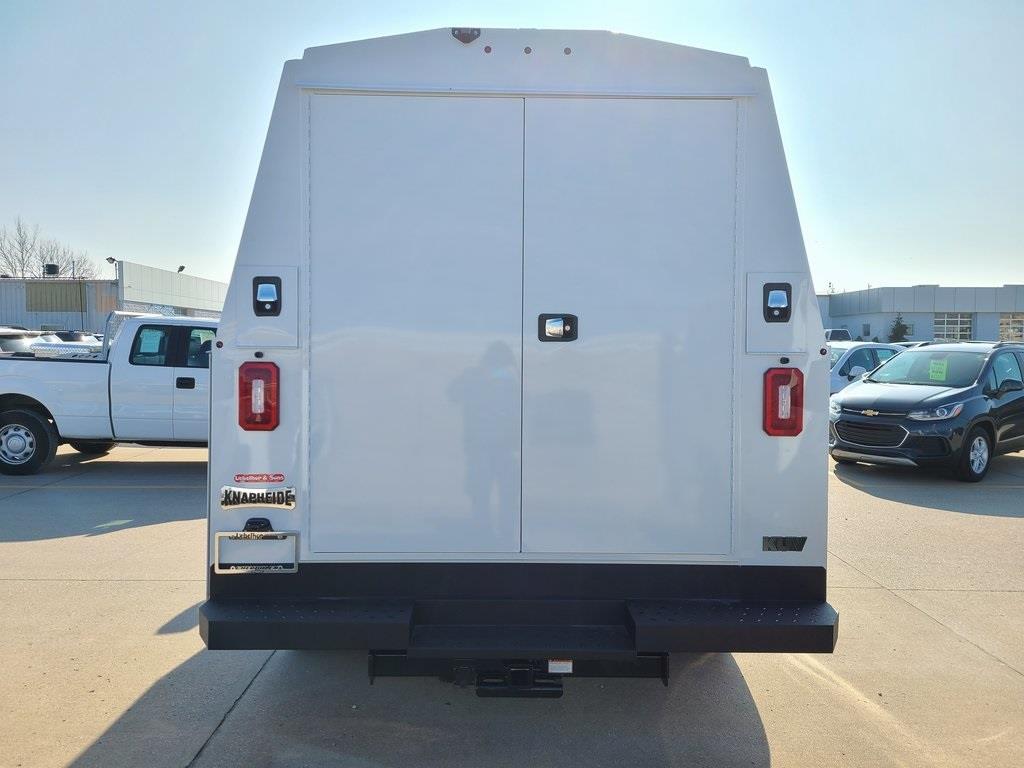2021 Chevrolet Express 3500 4x2, Knapheide KUV Service Utility Van #ZT10240 - photo 2