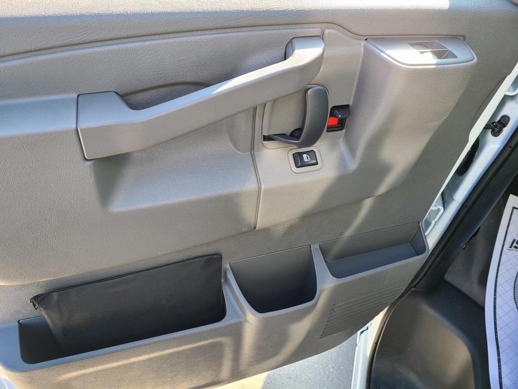 2021 Chevrolet Express 3500 4x2, Knapheide KUV Service Utility Van #ZT10240 - photo 8
