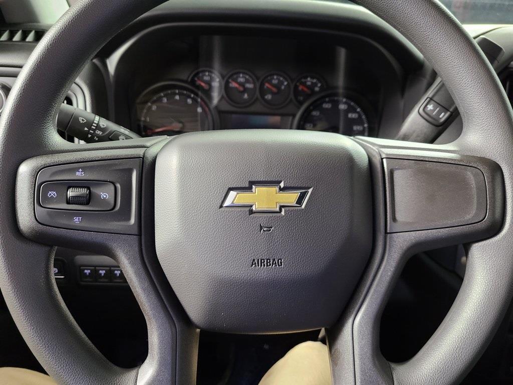 2021 Chevrolet Silverado 2500 Double Cab 4x2, Knapheide Steel Service Body #ZT10243 - photo 13