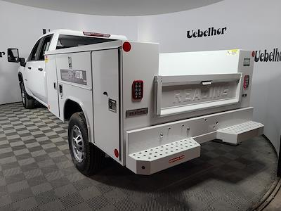 2021 Chevrolet Silverado 2500 Crew Cab 4x2, Reading SL Service Body #ZT10255 - photo 2