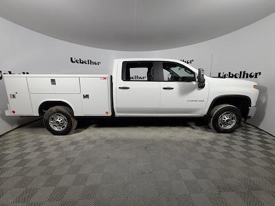 2021 Chevrolet Silverado 2500 Crew Cab 4x2, Reading SL Service Body #ZT10271 - photo 3