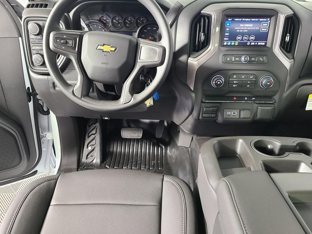 2021 Chevrolet Silverado 2500 Double Cab 4x4, Knapheide Steel Service Body #ZT10281 - photo 11