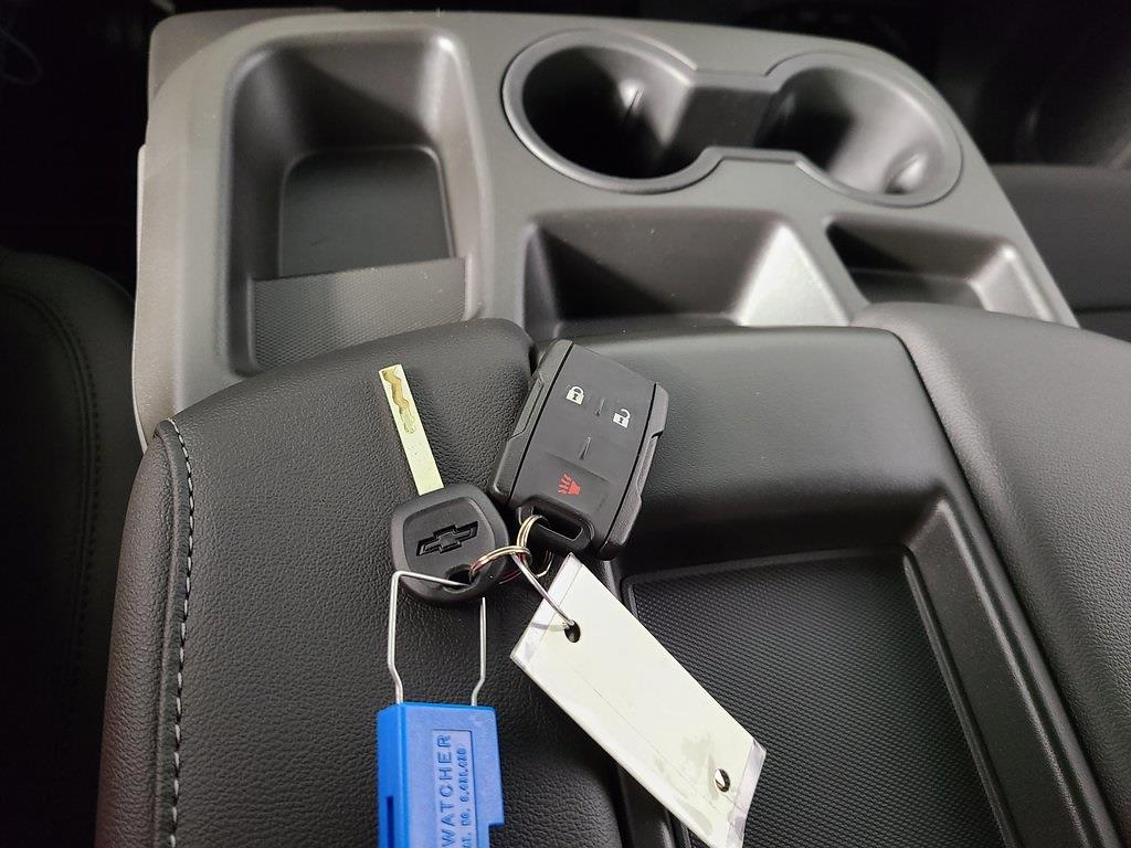 2021 Chevrolet Silverado 2500 Double Cab 4x4, Knapheide Steel Service Body #ZT10281 - photo 15