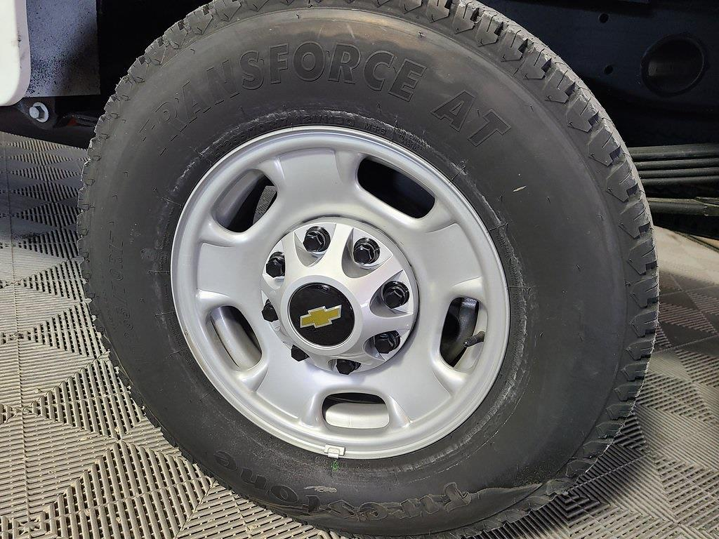 2021 Chevrolet Silverado 2500 Double Cab 4x4, Knapheide Steel Service Body #ZT10281 - photo 6