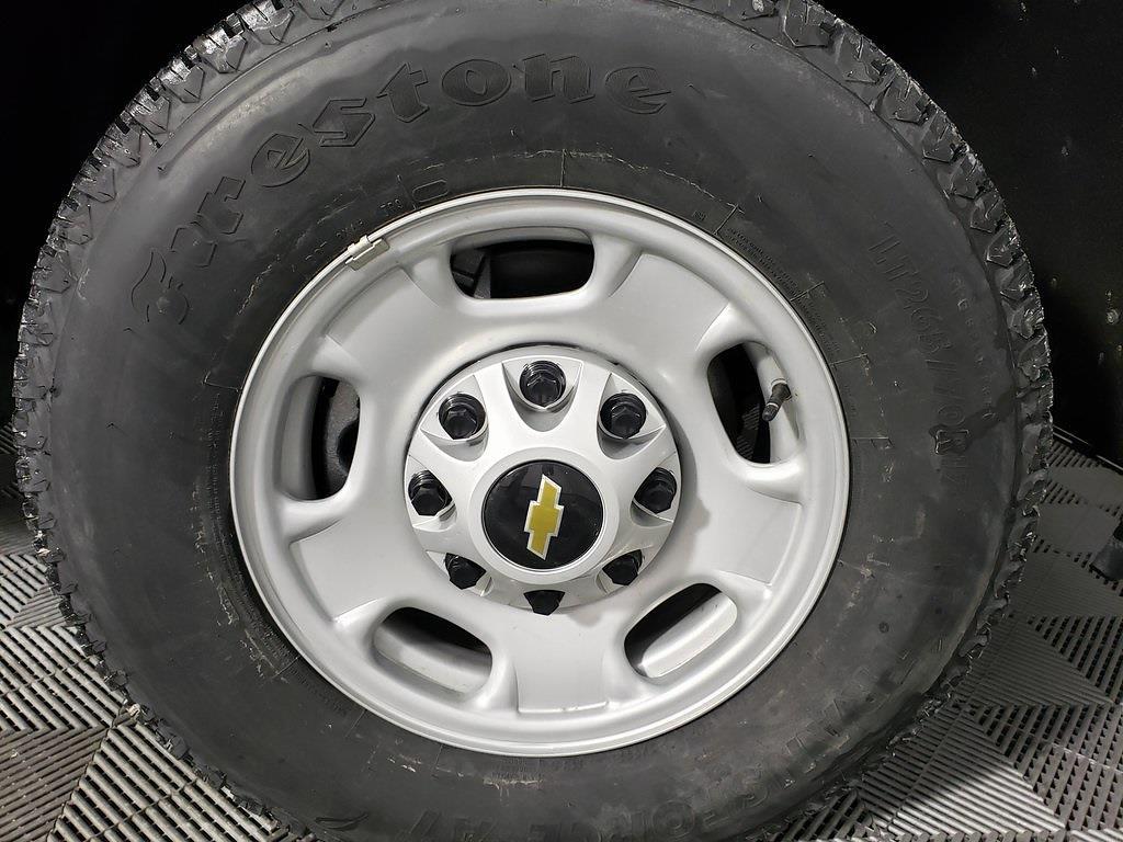 2021 Chevrolet Silverado 2500 Double Cab 4x2, Reading SL Service Body #ZT10342 - photo 7