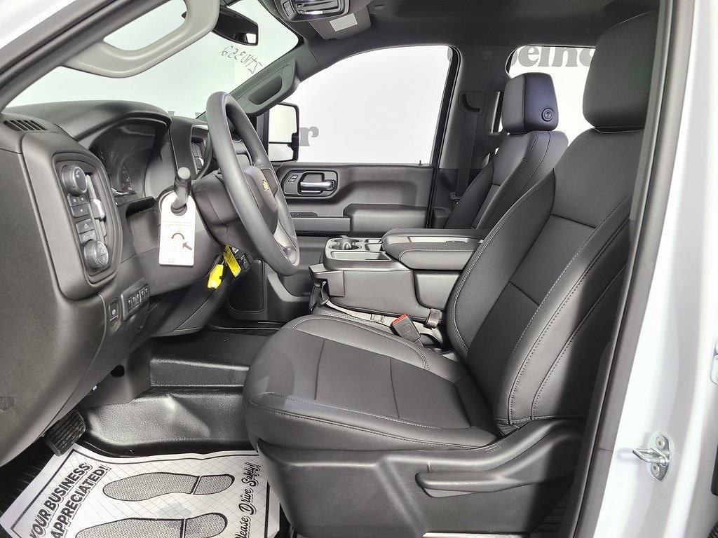 2021 Chevrolet Silverado 2500 Double Cab 4x4, Reading SL Service Body #ZT10347 - photo 10