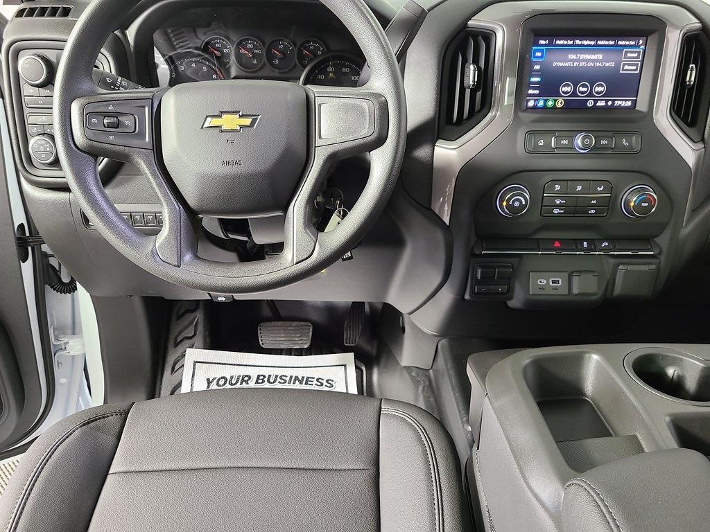 2021 Chevrolet Silverado 2500 Double Cab 4x4, Reading SL Service Body #ZT10347 - photo 11
