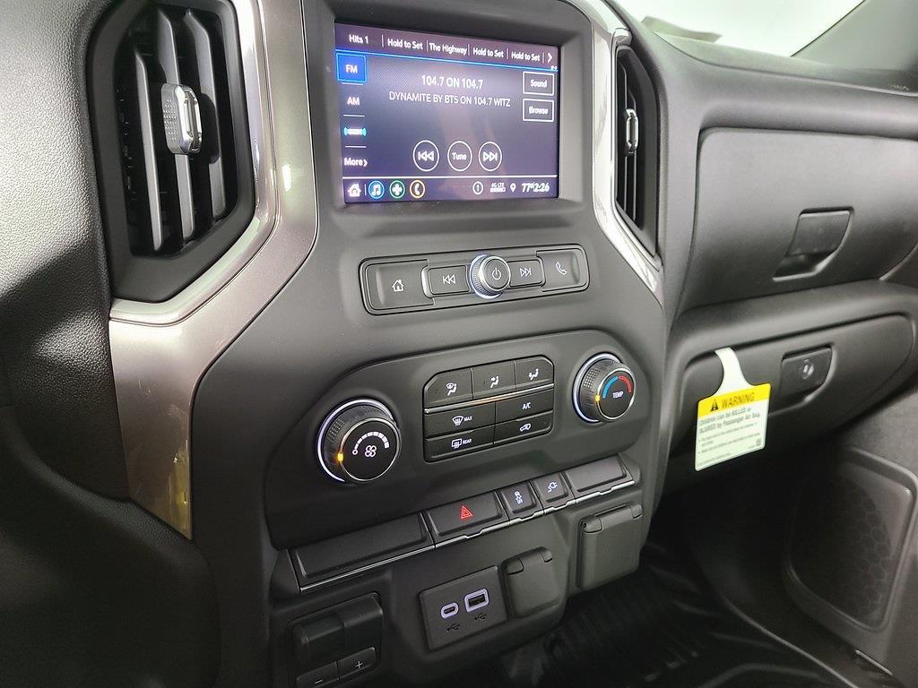 2021 Chevrolet Silverado 2500 Double Cab 4x4, Reading SL Service Body #ZT10352 - photo 13