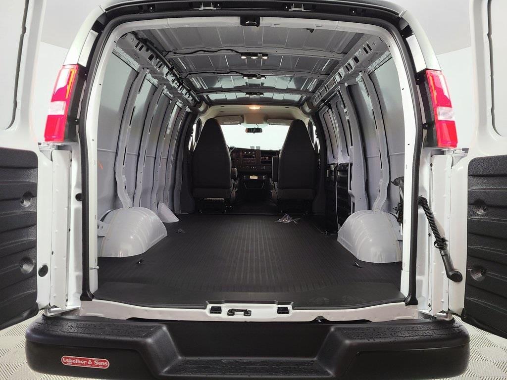 2021 Chevrolet Express 2500 4x2, Empty Cargo Van #ZT10357 - photo 1