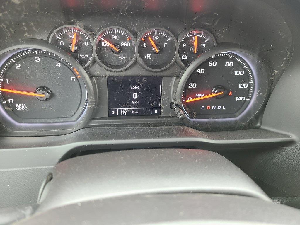 2021 Chevrolet Silverado 3500 Crew Cab 4x4, Reading Classic II Steel Service Body #ZT10358 - photo 16