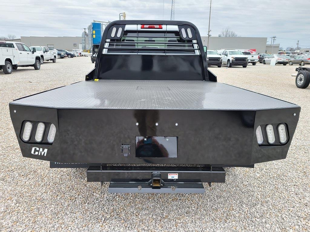 2021 Chevrolet Silverado 3500 Regular Cab 4x4, CM Truck Beds RD Model Platform Body #ZT10380 - photo 2