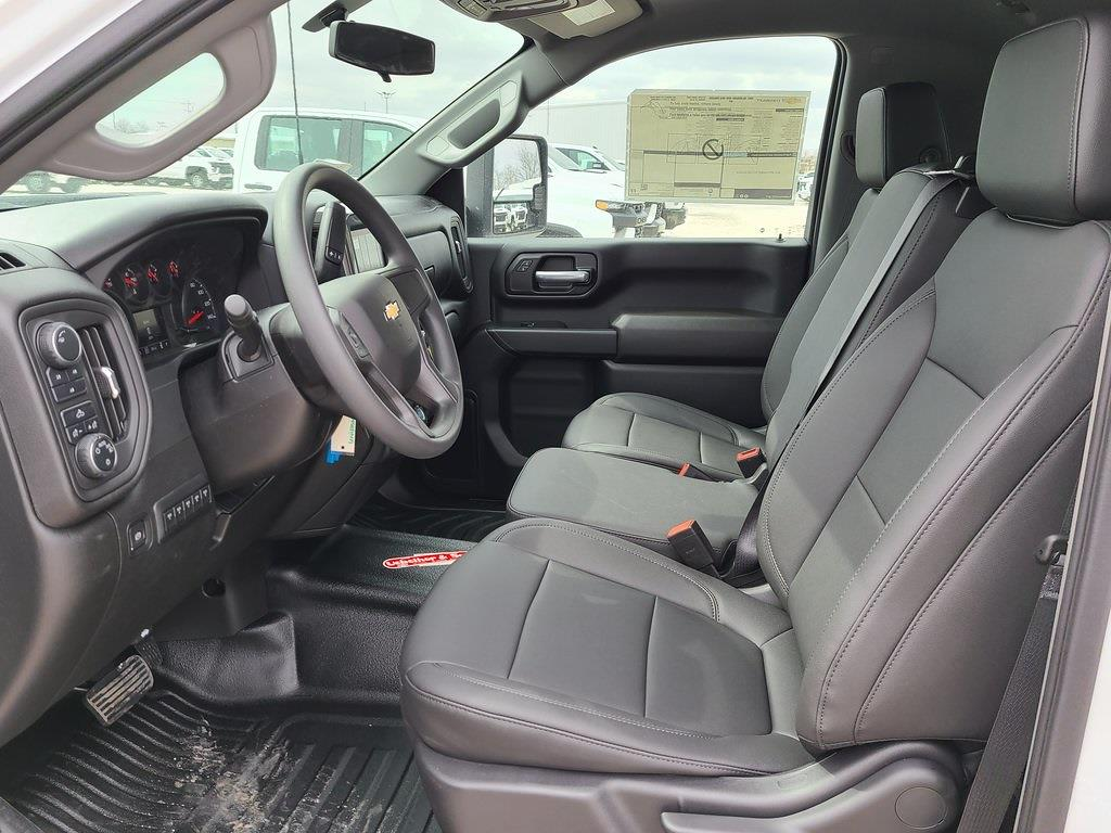 2021 Chevrolet Silverado 3500 Regular Cab 4x4, CM Truck Beds RD Model Platform Body #ZT10380 - photo 7