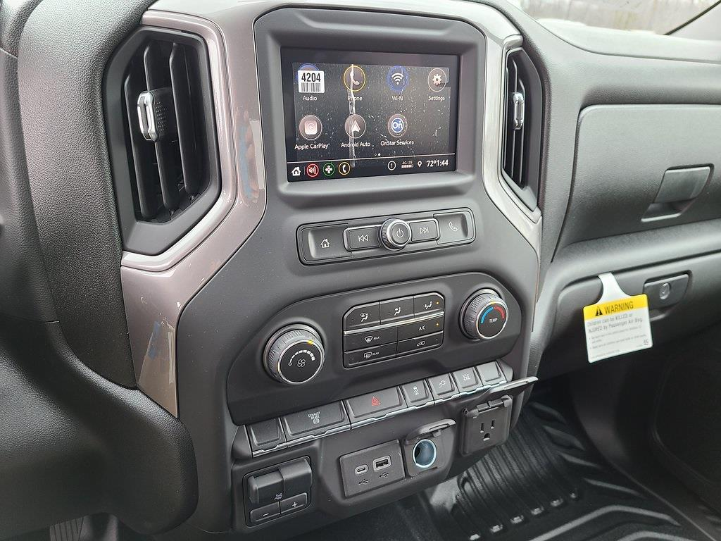 2021 Chevrolet Silverado 3500 Crew Cab 4x4, Reading Classic II Steel Service Body #ZT10394 - photo 12