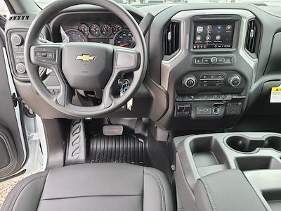2021 Chevrolet Silverado 3500 Crew Cab 4x4, Reading Classic II Steel Service Body #ZT10394 - photo 10