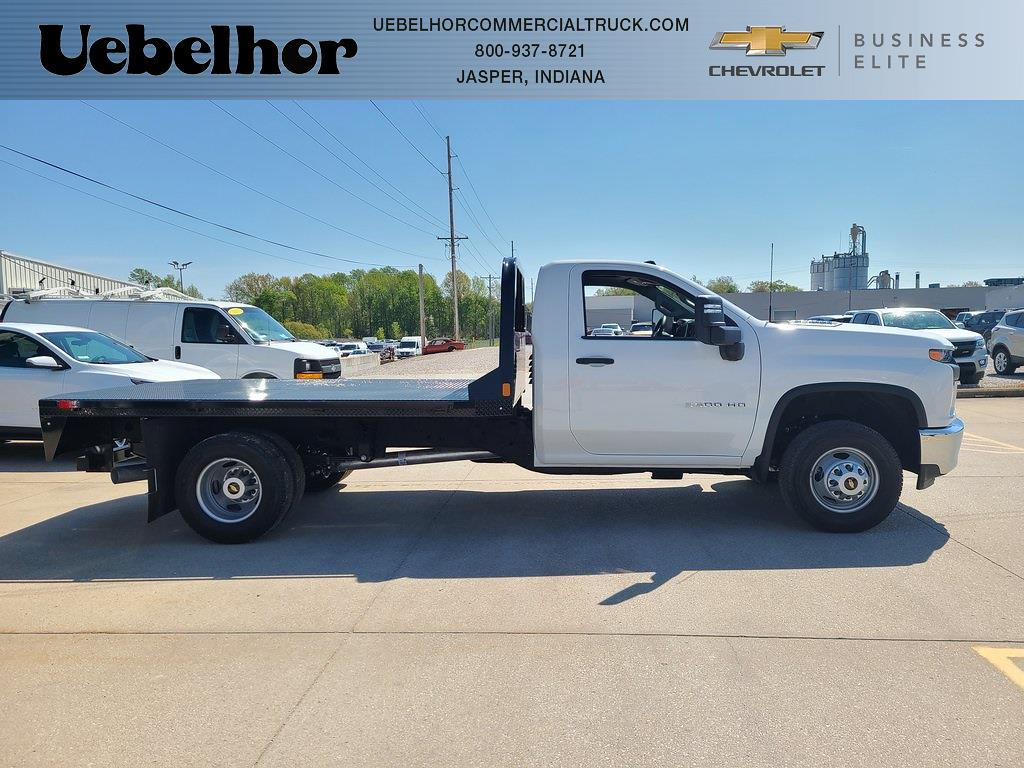 2021 Chevrolet Silverado 3500 Regular Cab 4x4, CM Truck Beds RD Model Platform Body #ZT10427 - photo 1