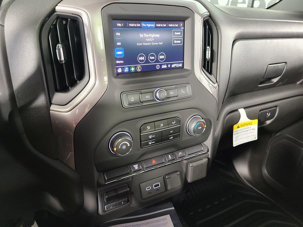 2021 Chevrolet Silverado 3500 Regular Cab 4x4, Knapheide Steel Service Body #ZT10482 - photo 10