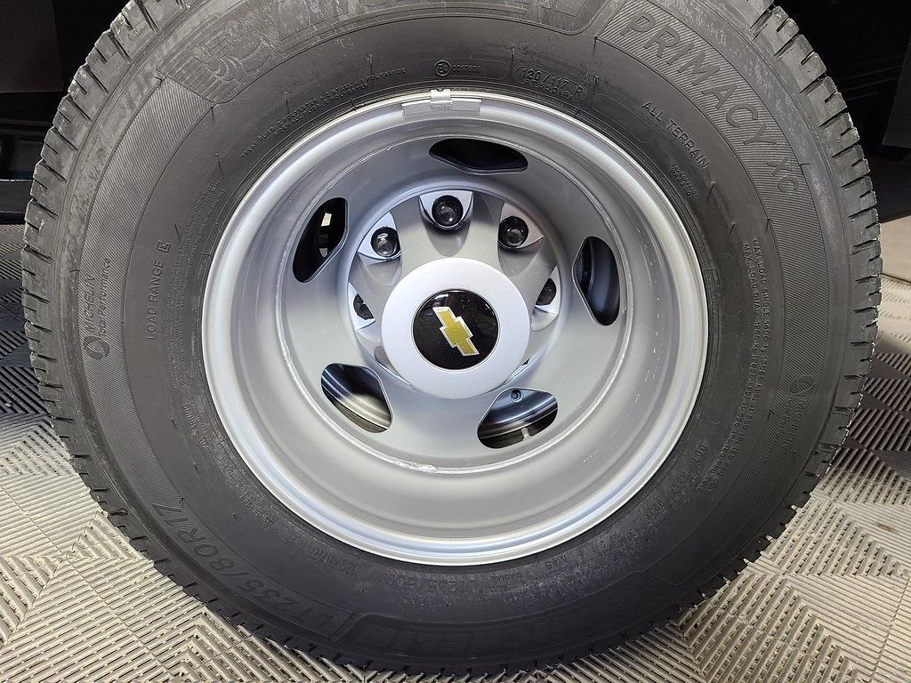 2021 Chevrolet Silverado 3500 Regular Cab 4x4, Knapheide Steel Service Body #ZT10483 - photo 6