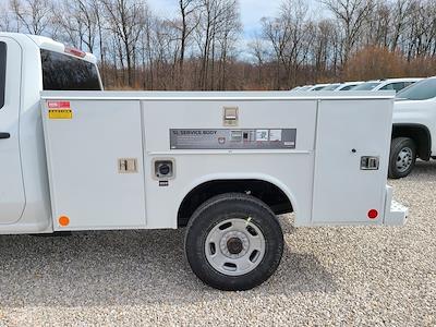 2021 Chevrolet Silverado 2500 Crew Cab 4x4, Reading SL Service Body #ZT10495 - photo 5