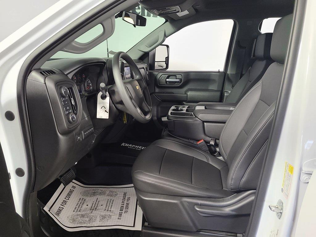 2021 Chevrolet Silverado 2500 Crew Cab 4x4, Reading SL Service Body #ZT10498 - photo 10