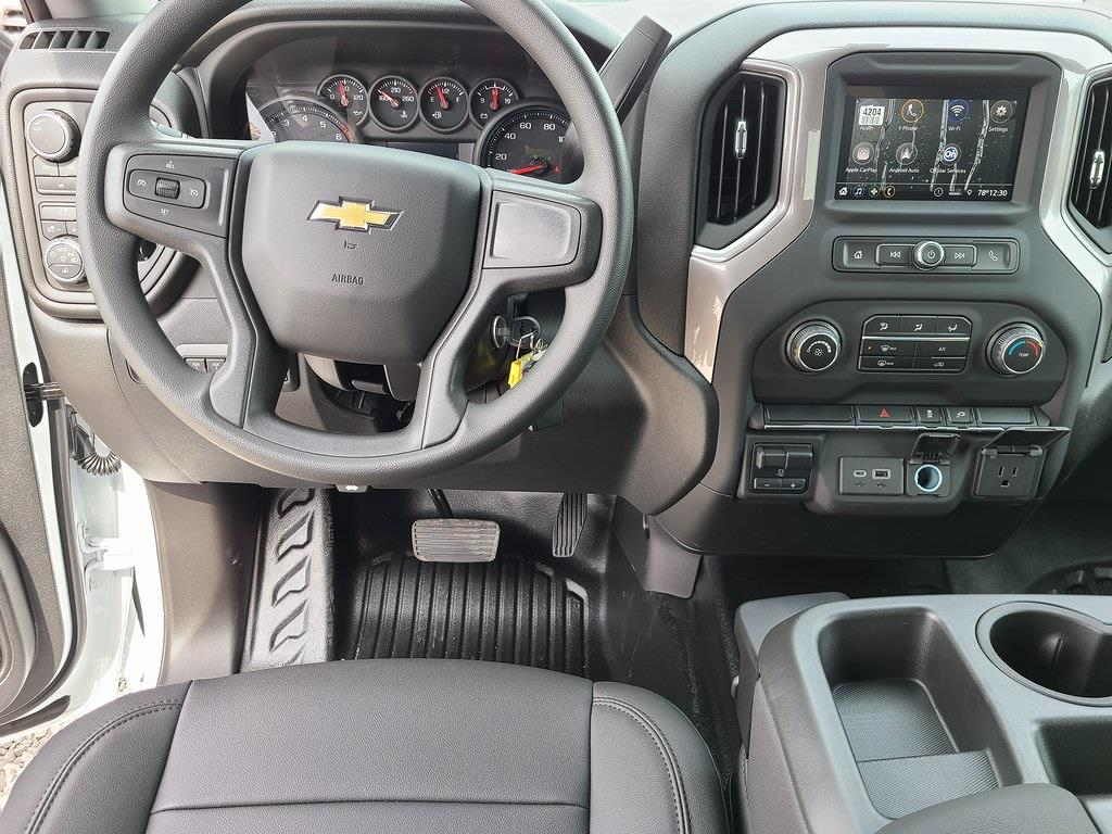 2021 Chevrolet Silverado 2500 Crew Cab 4x4, Reading SL Service Body #ZT10499 - photo 10