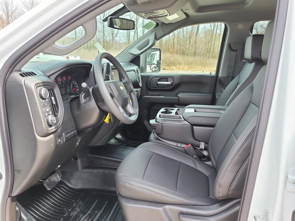 2021 Chevrolet Silverado 2500 Crew Cab 4x4, Reading SL Service Body #ZT10499 - photo 9