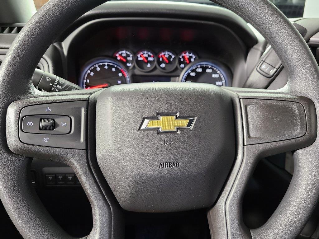2021 Chevrolet Silverado 2500 Crew Cab 4x4, Reading SL Service Body #ZT10500 - photo 14