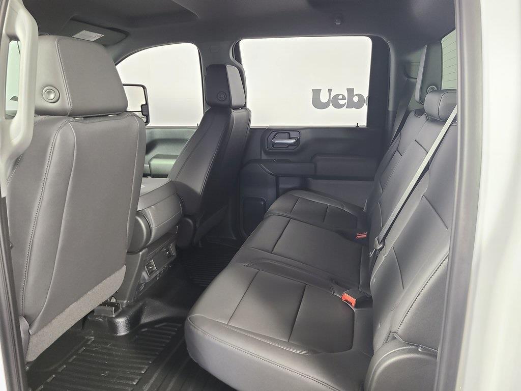 2021 Chevrolet Silverado 2500 Crew Cab 4x4, Reading SL Service Body #ZT10507 - photo 8