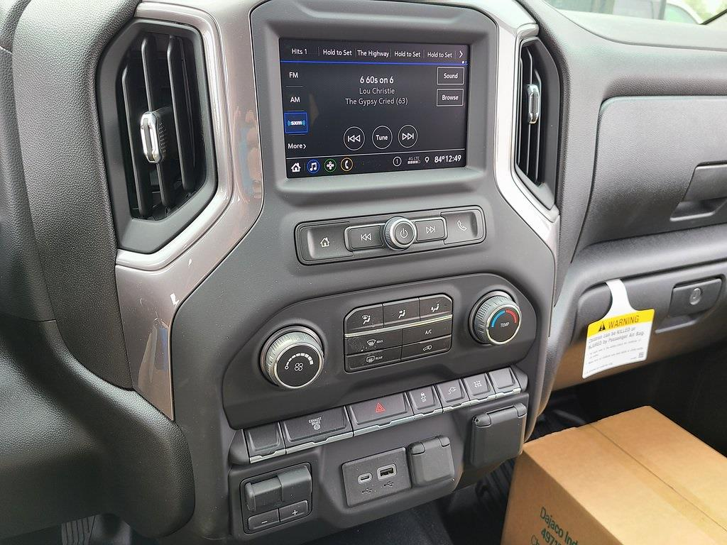 2021 Chevrolet Silverado 3500 Crew Cab 4x4, Hillsboro GII Steel Platform Body #ZT10514 - photo 13