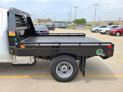 2021 Chevrolet Silverado 3500 Crew Cab 4x4, Hillsboro GII Steel Platform Body #ZT10514 - photo 5