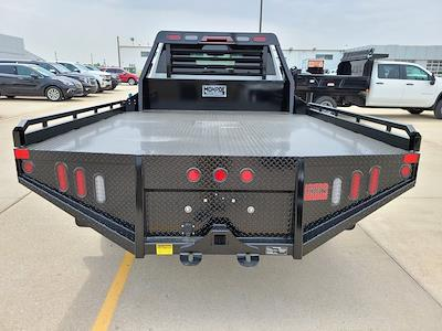 2021 Chevrolet Silverado 3500 Crew Cab 4x4, Hillsboro GII Steel Platform Body #ZT10514 - photo 2