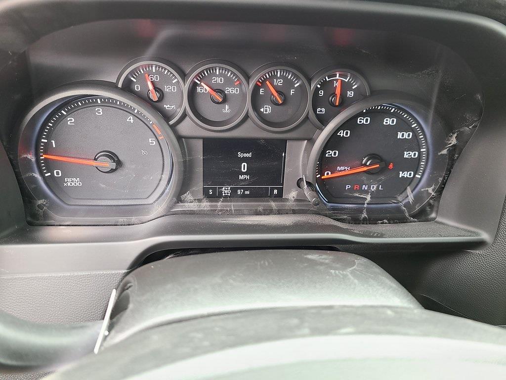 2021 Chevrolet Silverado 3500 Crew Cab 4x4, Hillsboro GII Steel Platform Body #ZT10516 - photo 15