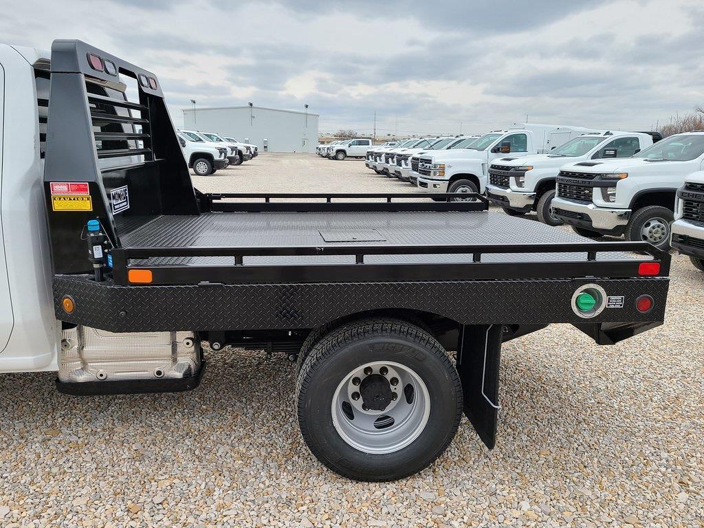 2021 Chevrolet Silverado 3500 Crew Cab 4x4, Hillsboro GII Steel Platform Body #ZT10516 - photo 5