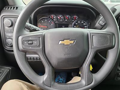 2021 Chevrolet Silverado 3500 Crew Cab 4x4, Hillsboro GII Steel Platform Body #ZT10516 - photo 11