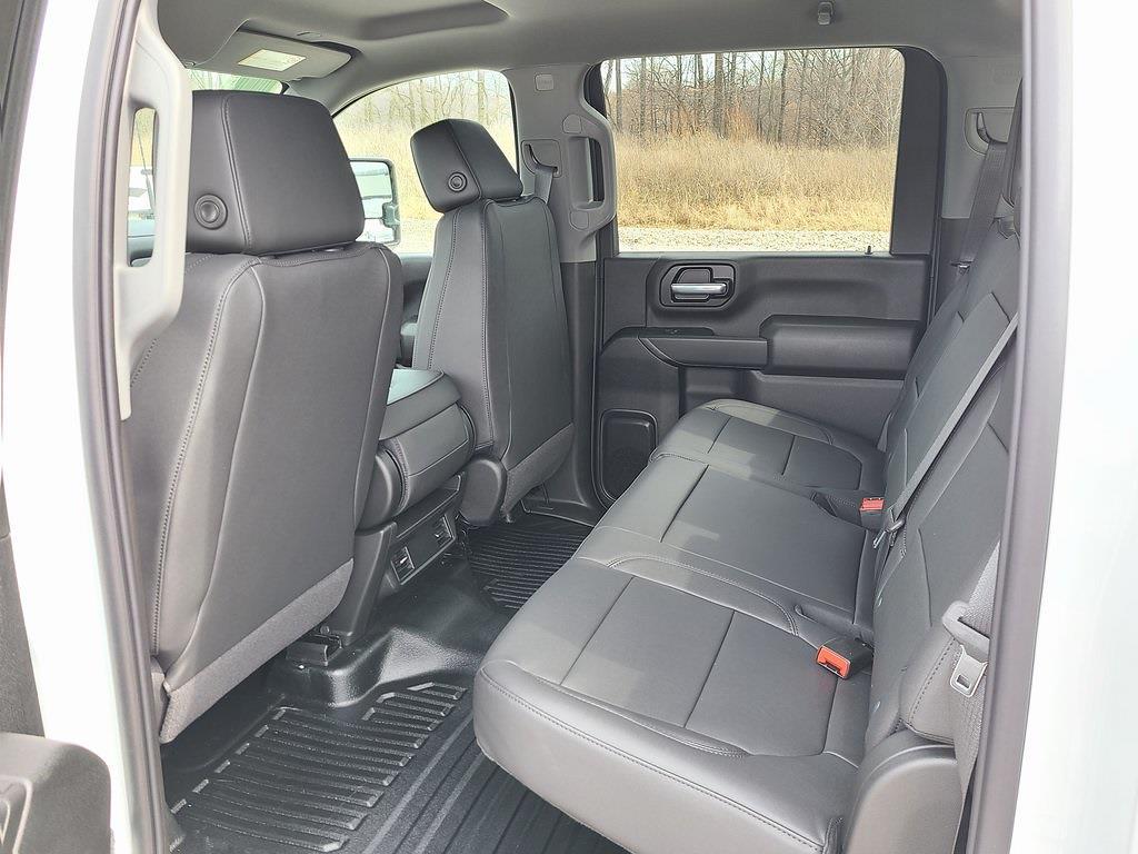 2021 Chevrolet Silverado 3500 Crew Cab 4x4, Reading Classic II Steel Service Body #ZT10521 - photo 7
