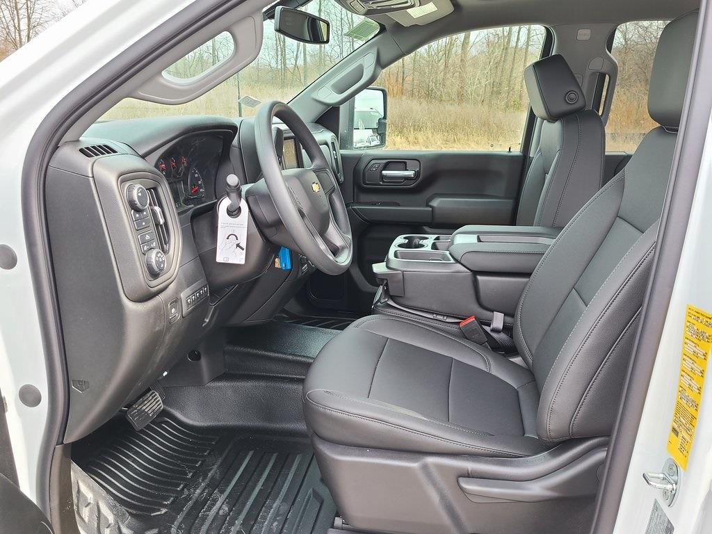 2021 Chevrolet Silverado 3500 Crew Cab 4x4, Reading Classic II Steel Service Body #ZT10521 - photo 9