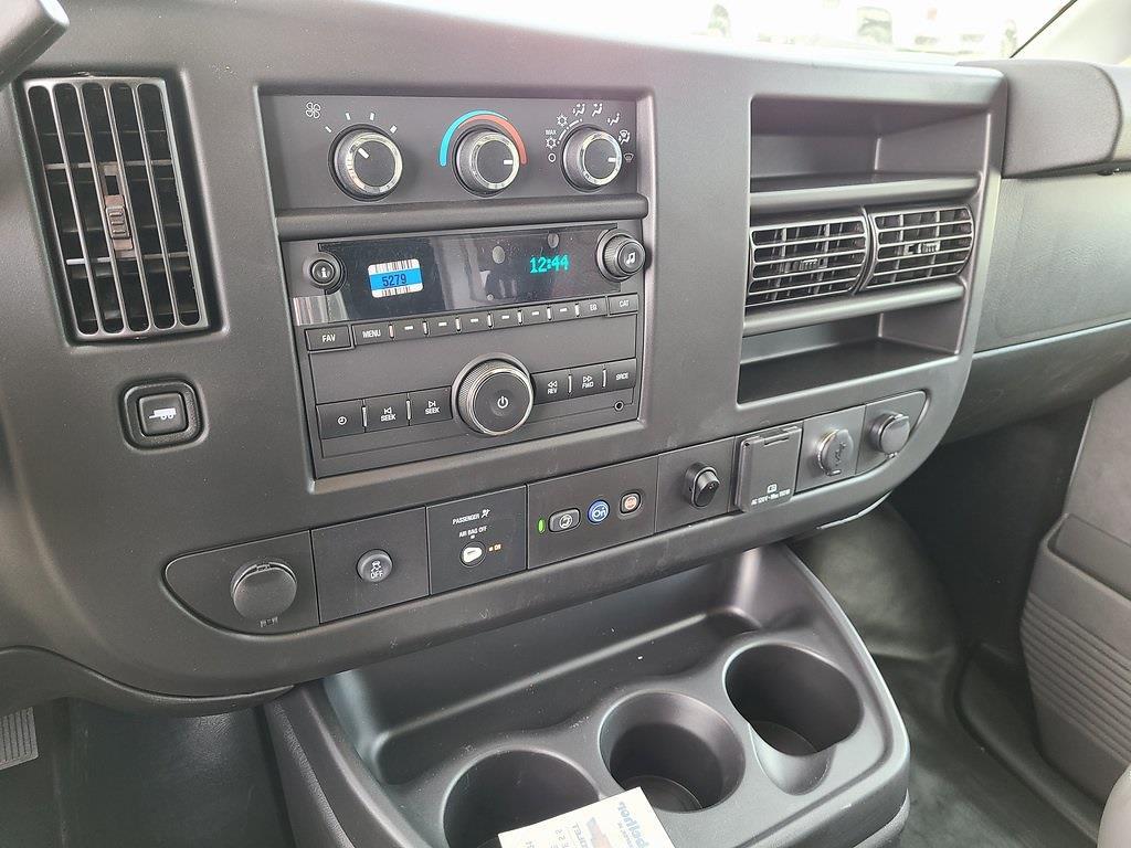 2021 Chevrolet Express 3500 4x2, Knapheide KUV Service Utility Van #ZT10536 - photo 10
