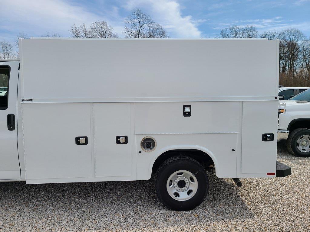 2021 Chevrolet Express 3500 4x2, Knapheide KUV Service Utility Van #ZT10536 - photo 5