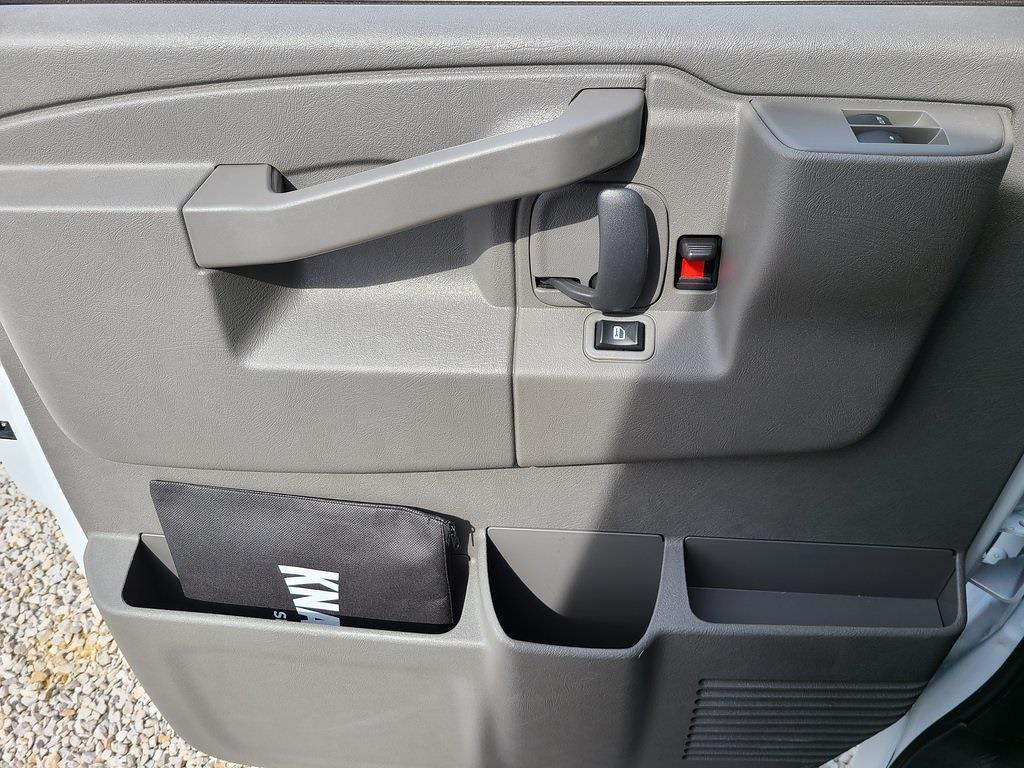 2021 Chevrolet Express 3500 4x2, Knapheide KUV Service Utility Van #ZT10536 - photo 7