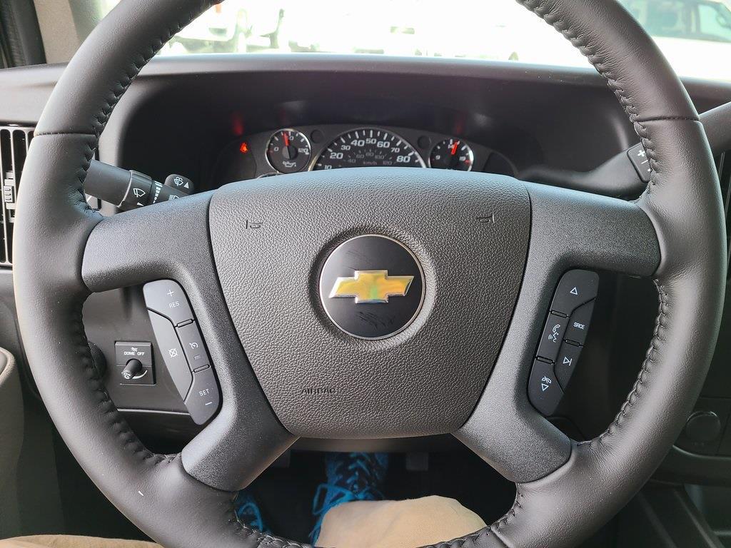 2021 Chevrolet Express 3500 4x2, Knapheide KUV Service Utility Van #ZT10536 - photo 9