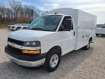 2021 Chevrolet Express 3500 4x2, Knapheide KUV Service Utility Van #ZT10536 - photo 4