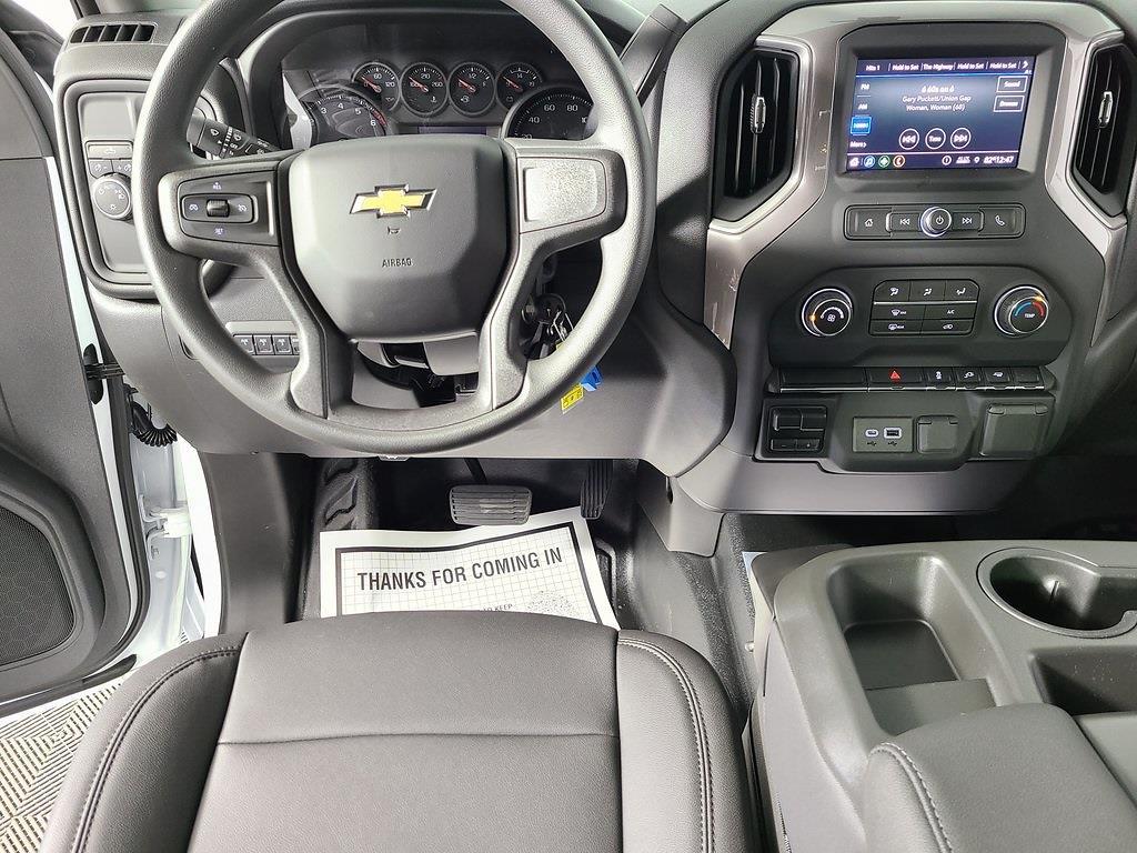 2021 Chevrolet Silverado 2500 Crew Cab 4x2, Knapheide Steel Service Body #ZT10609 - photo 11
