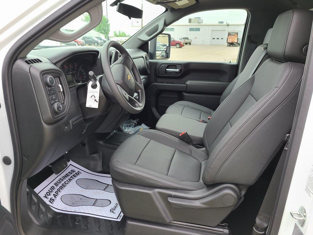 2021 Silverado 3500 Regular Cab 4x4,  Blue Ridge Manufacturing (Freedom) Workhorse Platform Body #ZT10611 - photo 7