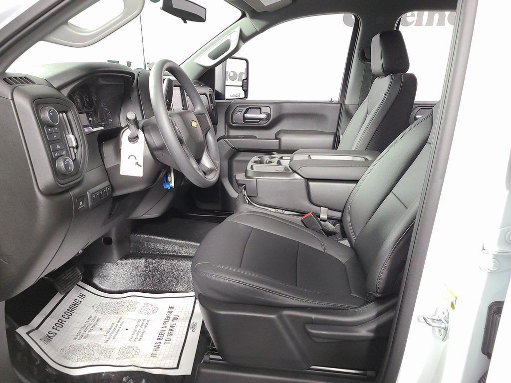 2021 Chevrolet Silverado 2500 Crew Cab 4x4, Reading SL Service Body #ZT10626 - photo 10