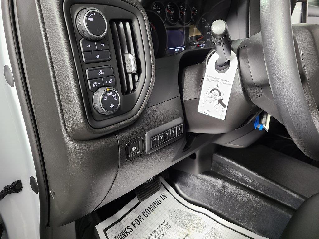 2021 Chevrolet Silverado 2500 Crew Cab 4x4, Reading SL Service Body #ZT10626 - photo 11