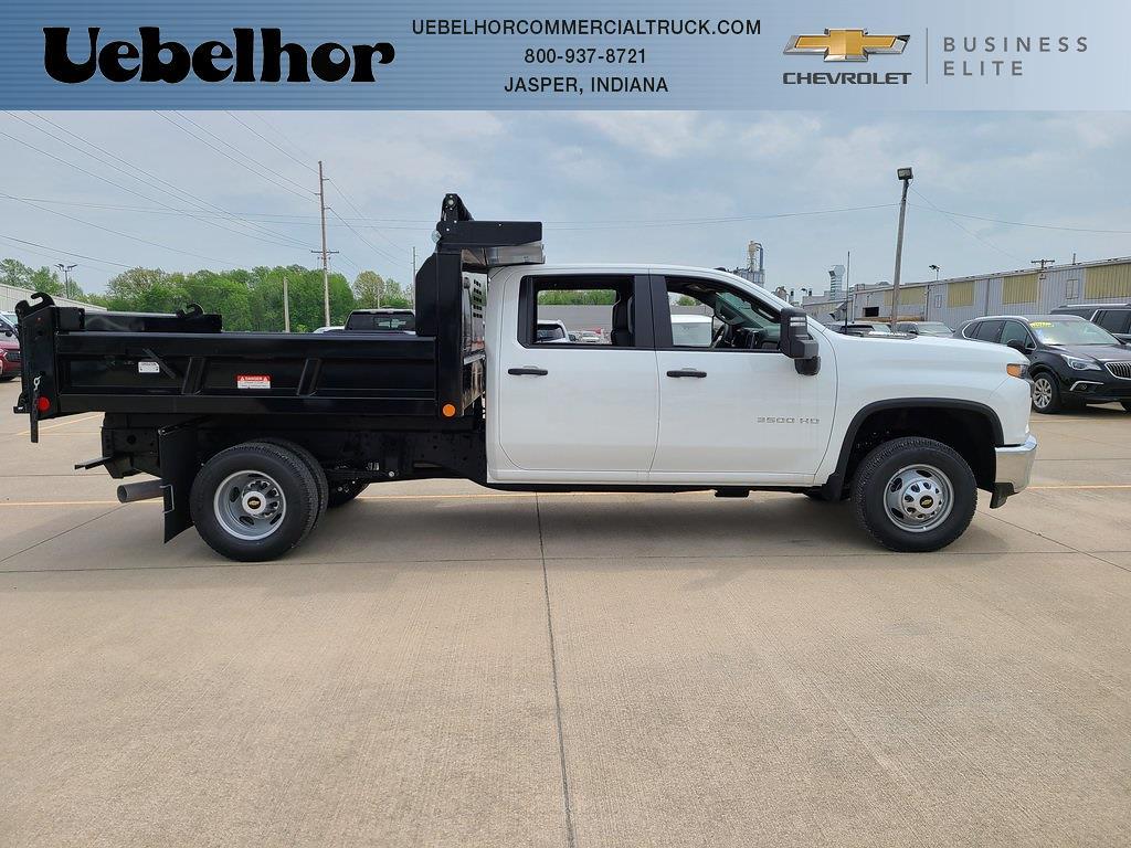 2021 Chevrolet Silverado 3500 Crew Cab 4x4, Reading Marauder Dump Body #ZT10649 - photo 1