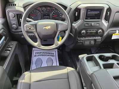 2021 Chevrolet Silverado 3500 Crew Cab 4x4, Hillsboro GII Steel Platform Body #ZT10728 - photo 10