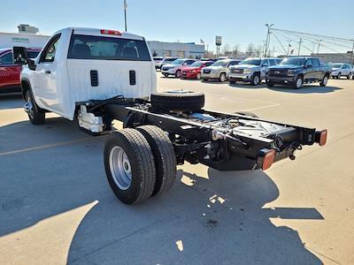 2020 Chevrolet Silverado 3500 Regular Cab DRW 4x4, Cab Chassis #ZT10755 - photo 2