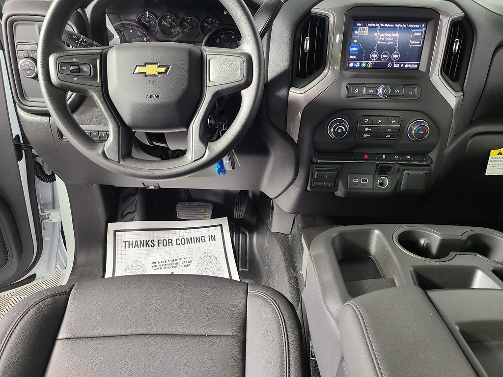 2021 Chevrolet Silverado 2500 Double Cab 4x2, Monroe MSS II Service Body #ZT10756 - photo 11