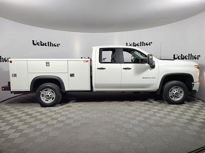 2021 Chevrolet Silverado 2500 Double Cab 4x2, Monroe MSS II Service Body #ZT10757 - photo 1